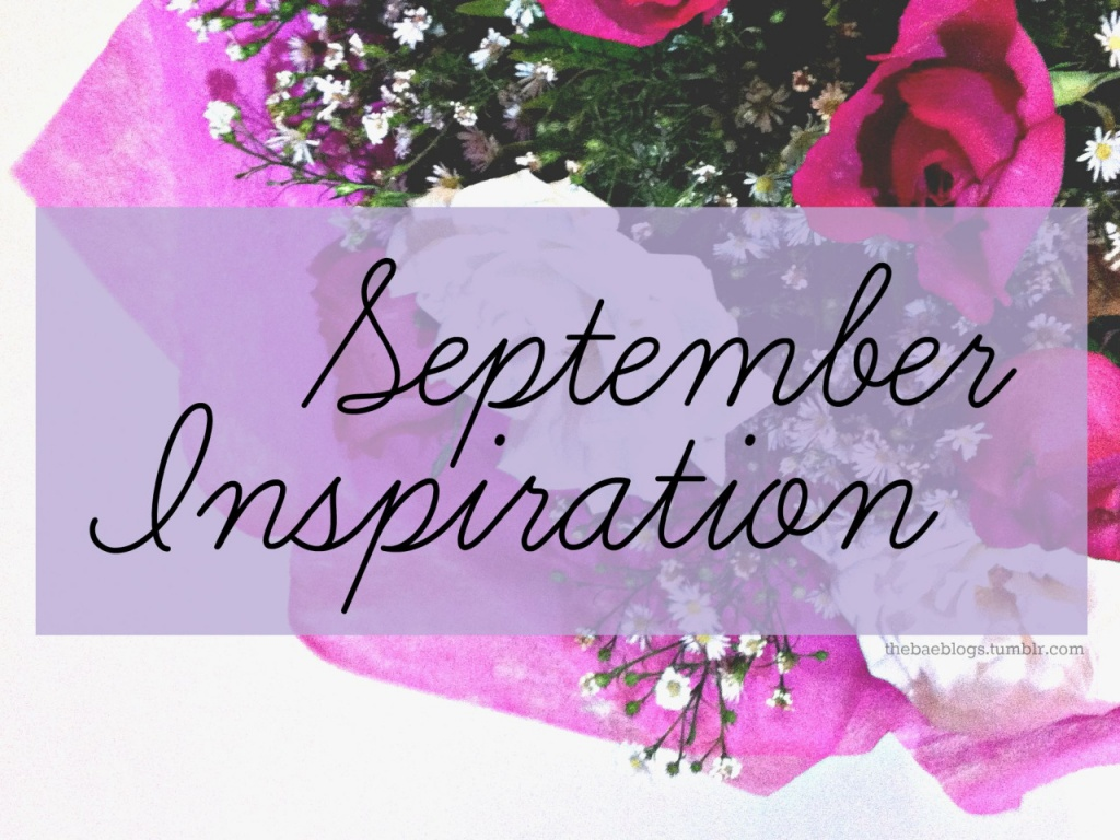 for-the-whole-month-of-september-i-will-be-doing