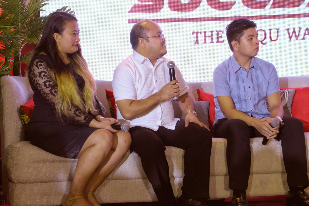 Inspiring Success Stories From Bar and Board Passers (Success The MLQU Way)   The Bae Blogs by Bae Milanes