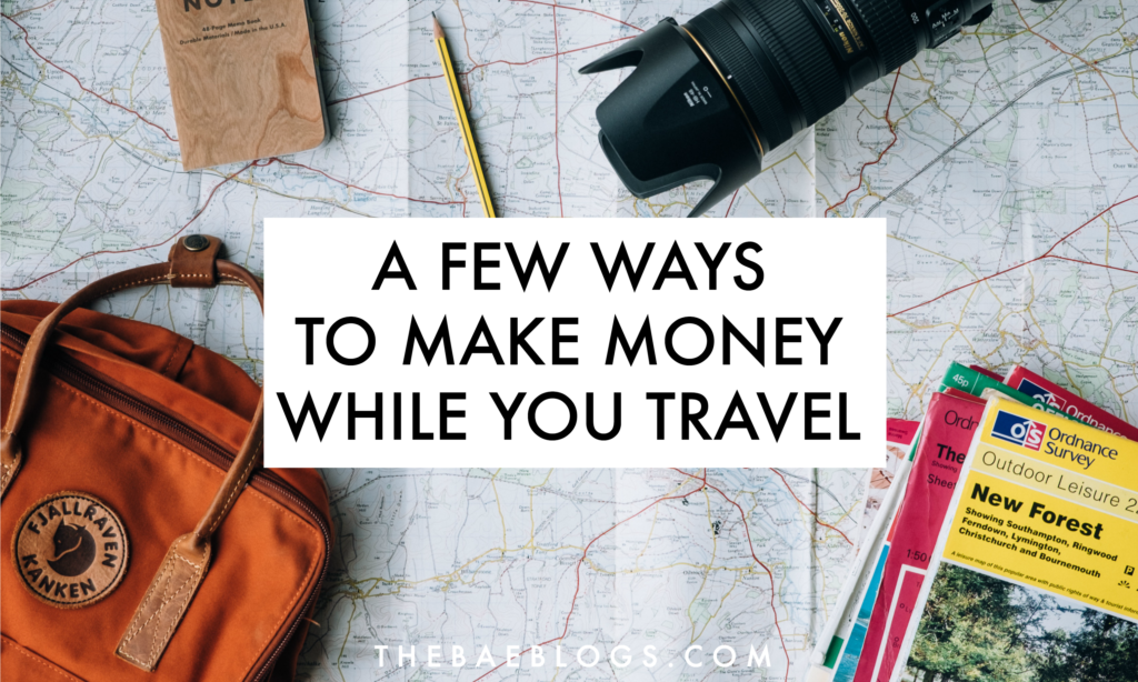ways-make-money-travel