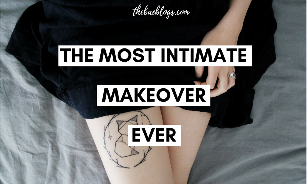 The Most Intimate Makeover Ever